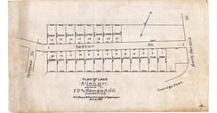 F. P. and Georgia A. Hill 1897, Allston 1890c Survey Plans